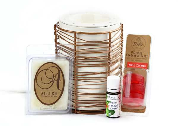 Fragrance Trio Gift Set from the Gift of Scent