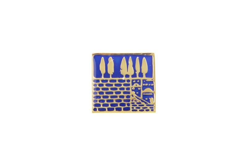 Western Wall Lapel pin