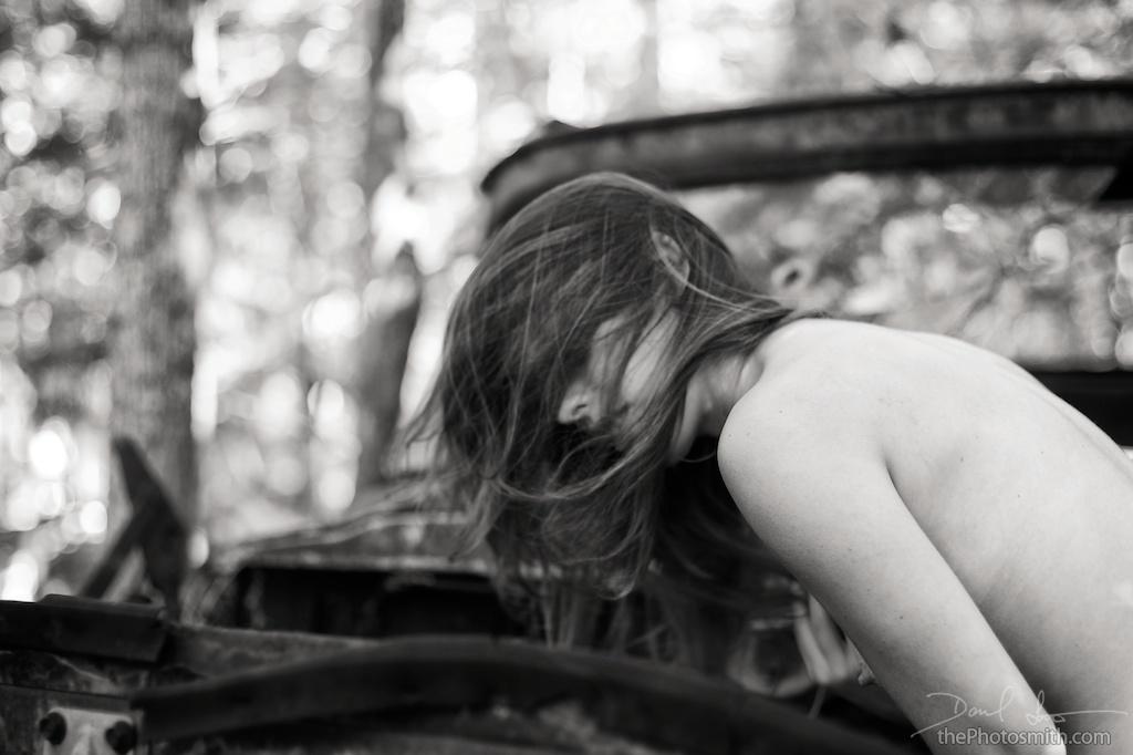 Vex Voir nude truck decay