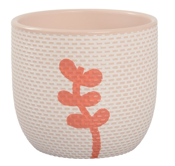 Rosa Pink Planter The Plant Lounge