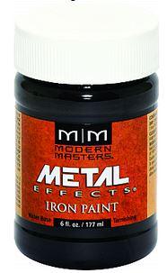 MODERN MASTERS  Iron Oxidizing Metallic Paint 6 oz you