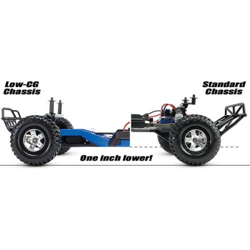 LCG Chassis Kit, TRX, Slash, TRA5830 by Traxxas