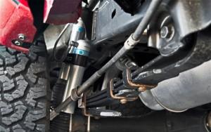 Toyota Tacoma bilstein shocks