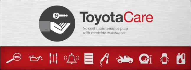 toyotacare roadside assistance