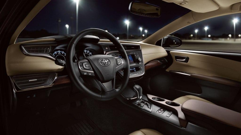 Toyota Avalon Safety Thomasville