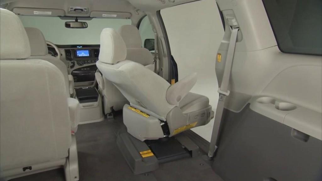 Toyota Sienna Auto Access Seat Thomasville