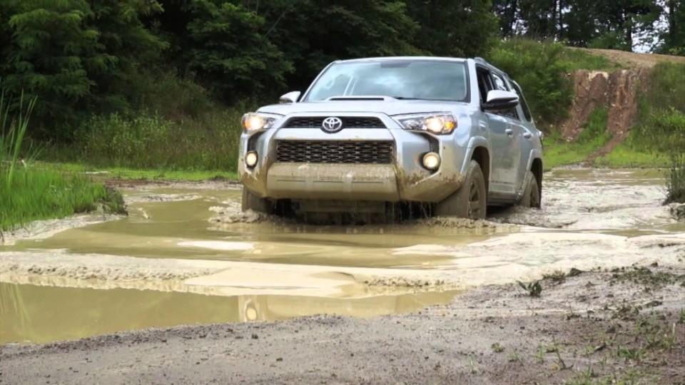 Toyota 4Runner Georgia