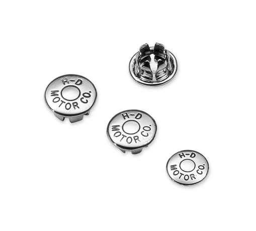 94529-95 H-D Motor Co. Logo Allen Hole Plugs chrome (10)