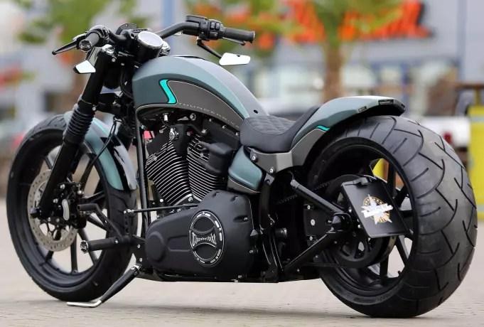 Thunderbike Lenker Torque 1.25