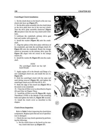 Clymer Book HD M425 for FXD Twin Cam 99-05 at Thunderbike Shop