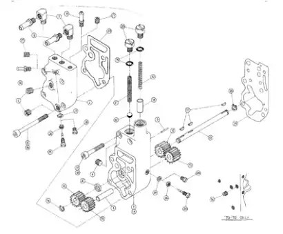 Revtech 110 Engine Schematic Diagram. Harley-davidson 110