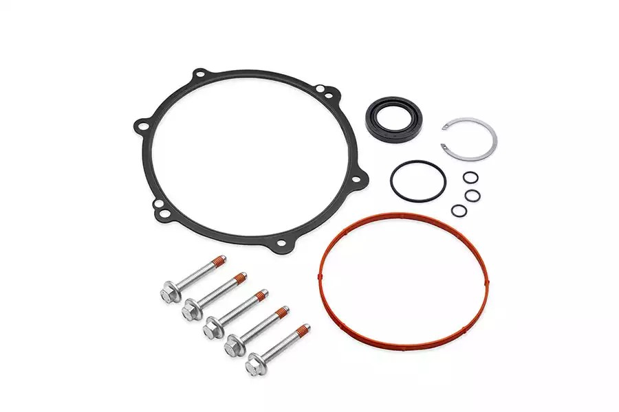25700337 Gasket Kit Inner Primary, black at Thunderbike Shop