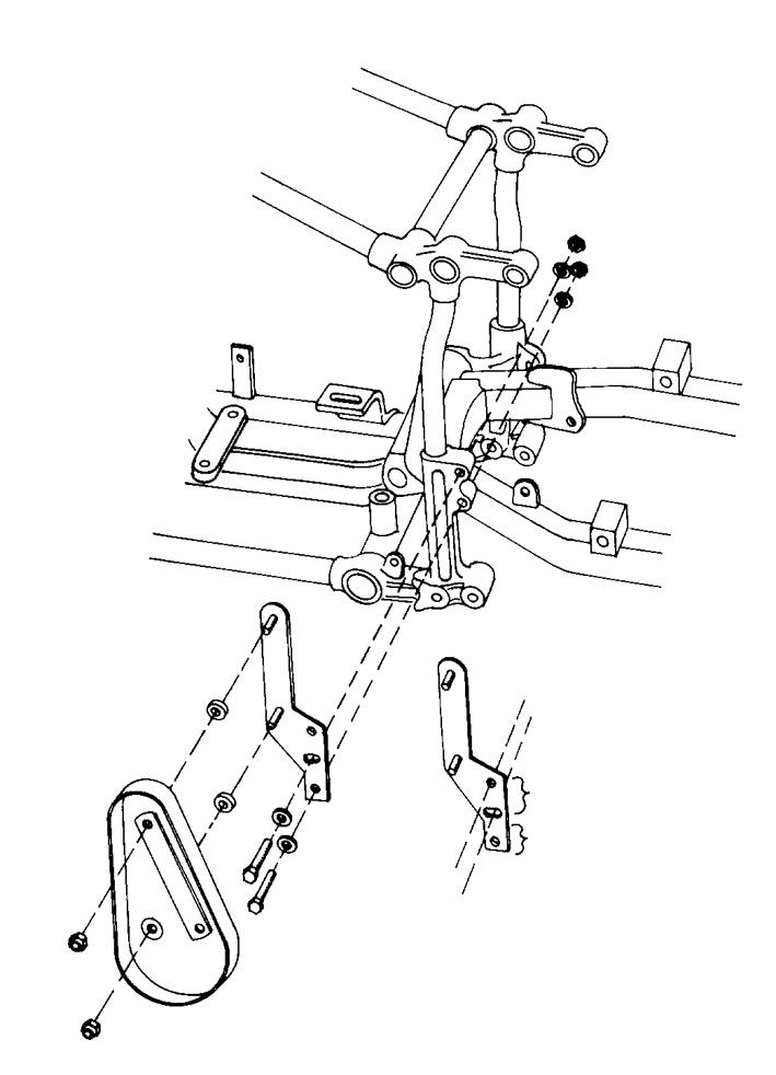 Paughco Vertical Tool Box Mount im Thunderbike Shop