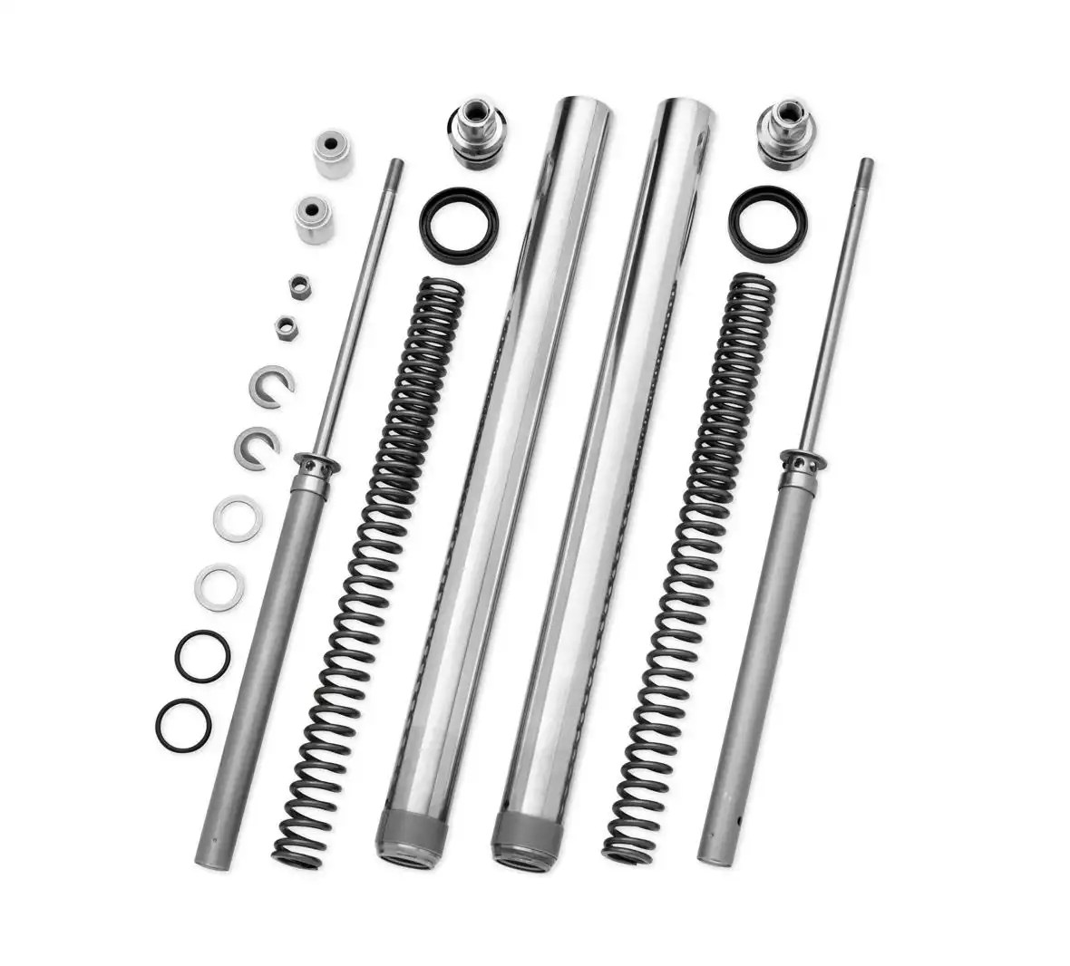 Premium Ride Double Cartridge Fork Kit At Thunderbike Shop