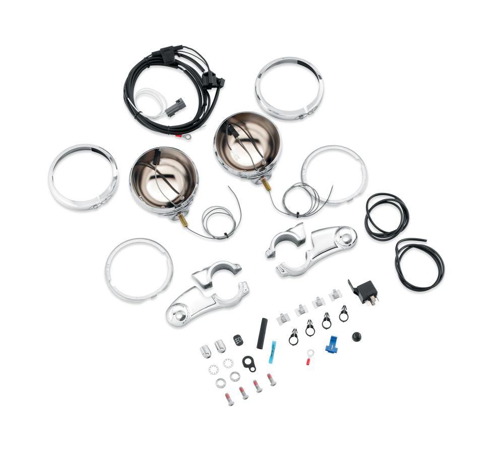 69284-05 Auxiliary Lighting Kit at Thunderbike Shop