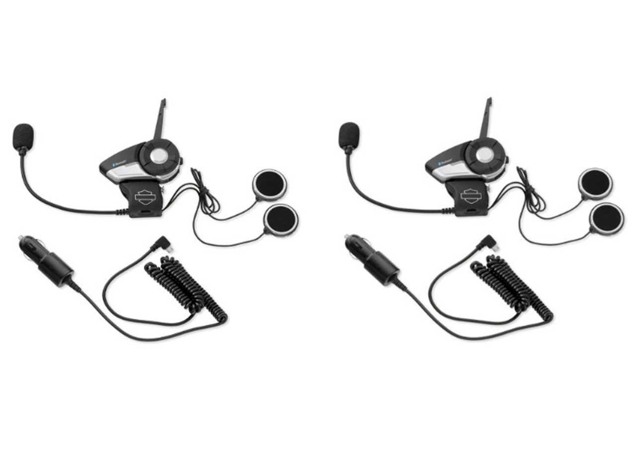 76000740 Boom! Audio 20S Bluetooth Helmet Dual Headset