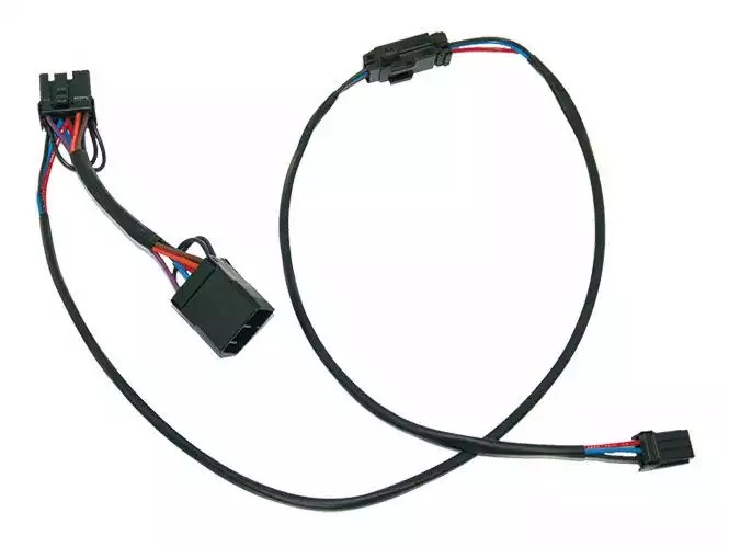 Namz Plug-n-Play Tour-Pak Power Tap Harness for Touring