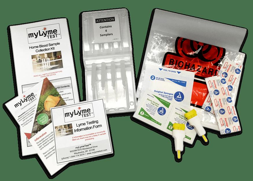At-Home Lyme Disease Blood Test