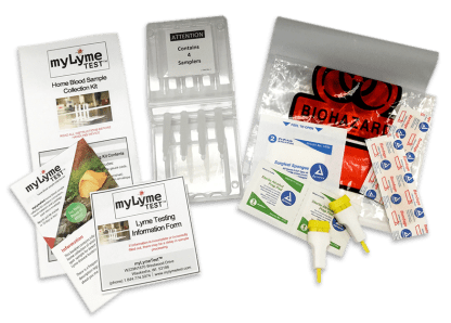 myLymeTest Full Kit