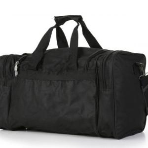 Black Gym Bag