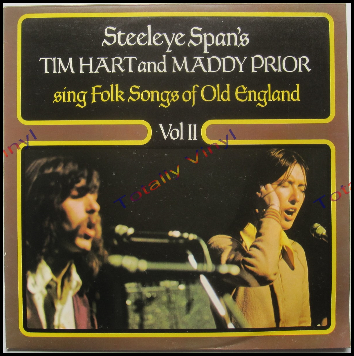 Totally Vinyl Records Hart And Maddy Prior Steeleye