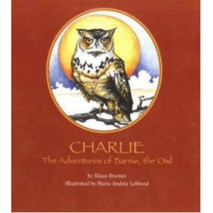 Charlie, Les Adventures de Barnie, le Hibou French version (ID 419)