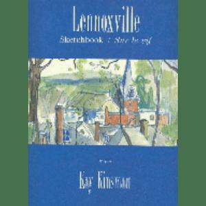 Lennoxville Sketch book sur le vif (ID 171)