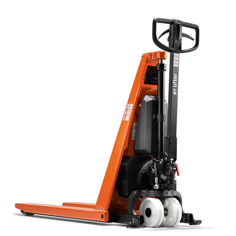 BT High Lifter Electric with Handbrake  Toyota Material