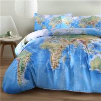 World Map Bedding Sets Images - Word Map Images And Download