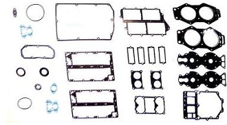 Gasket Kit Yamaha 115-130hp 1984 & Up Replaces; 6E5-W0001