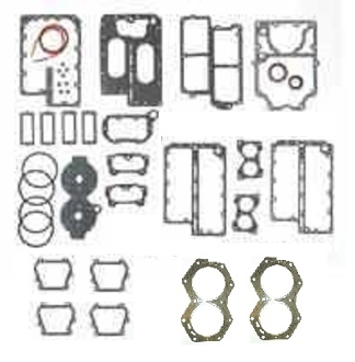 Gasket Kit Johnson & Evinrude 115-140hp 1973-1977 Replaces
