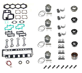 Powerhead Rebuild Kit for Mercury / Force Sport Jet 120