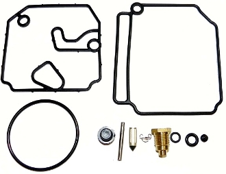 Carburetor Repair Kit wo Float Yamaha 60-70hp 1992 & Up