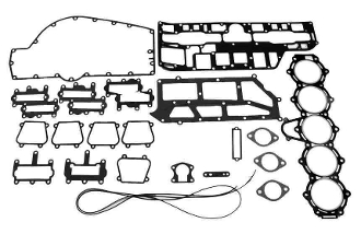 Gasket Kit Force 150hp 1989-1991 Replaces; 809749A1, 27