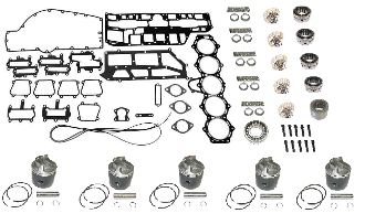 Powerhead Rebuild Kit for Force 150hp 1989-1990 3.312