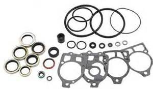 Lower Unit Seal Kit Mercury 75-225hp Replaces; 26-79831A 1