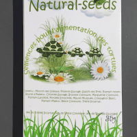 """Natural-seeds"" graines à semer en sachet"