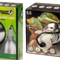 Clamp lamp 2 tailles GIGANTERRA®