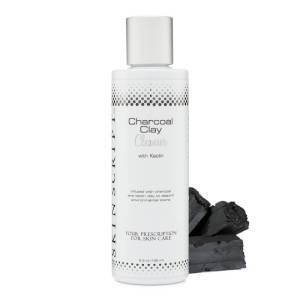 Skin Script Charcoal Clay facial cleanser