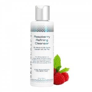 Skin Script Raspberry Refining facial cleanser