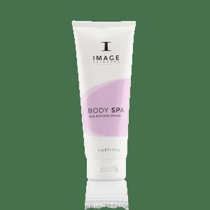 Tan cream face body bronzer