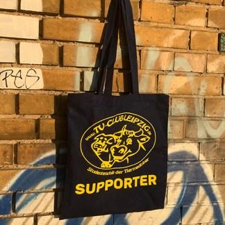 TV-Club Supporter Jutebeutel