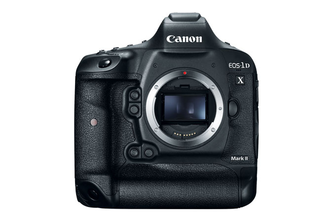EOS-1D X Mark II Body Refurbished