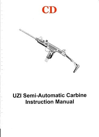 Uzi Semi Auto Manual CD