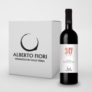 347 mslm Rosso Provincia di Pavia IGT - Confezione da 6 bottiglie