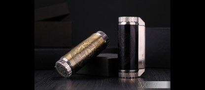 SXmini SL Class Lucky compass bronze tone and black
