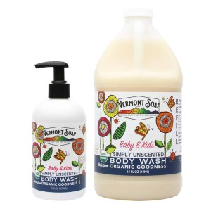 Baby & Kids Simply Unscented