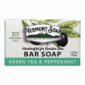 Green Tea & Peppermint