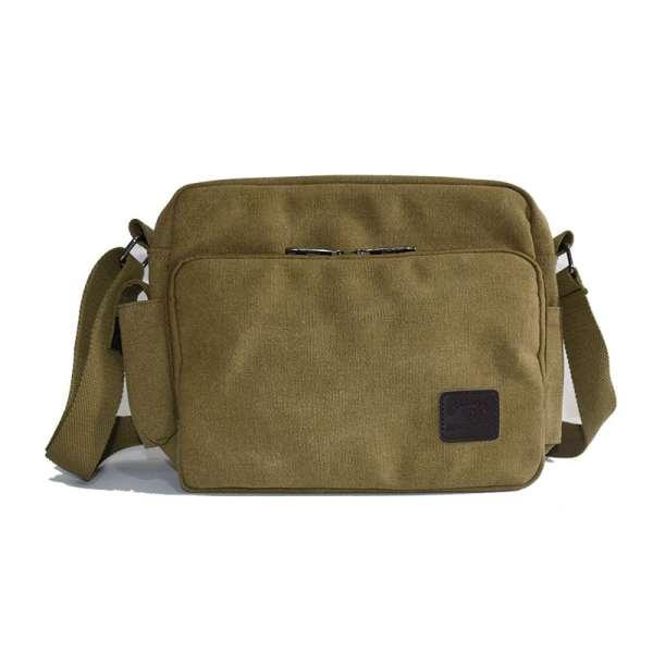 sac coursier fixie vert kaki
