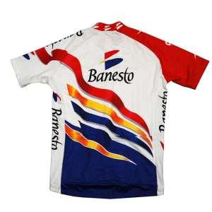 banesto maillot vintage